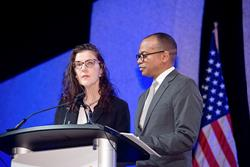 Click to view album: 2017 AERA Presidential Address