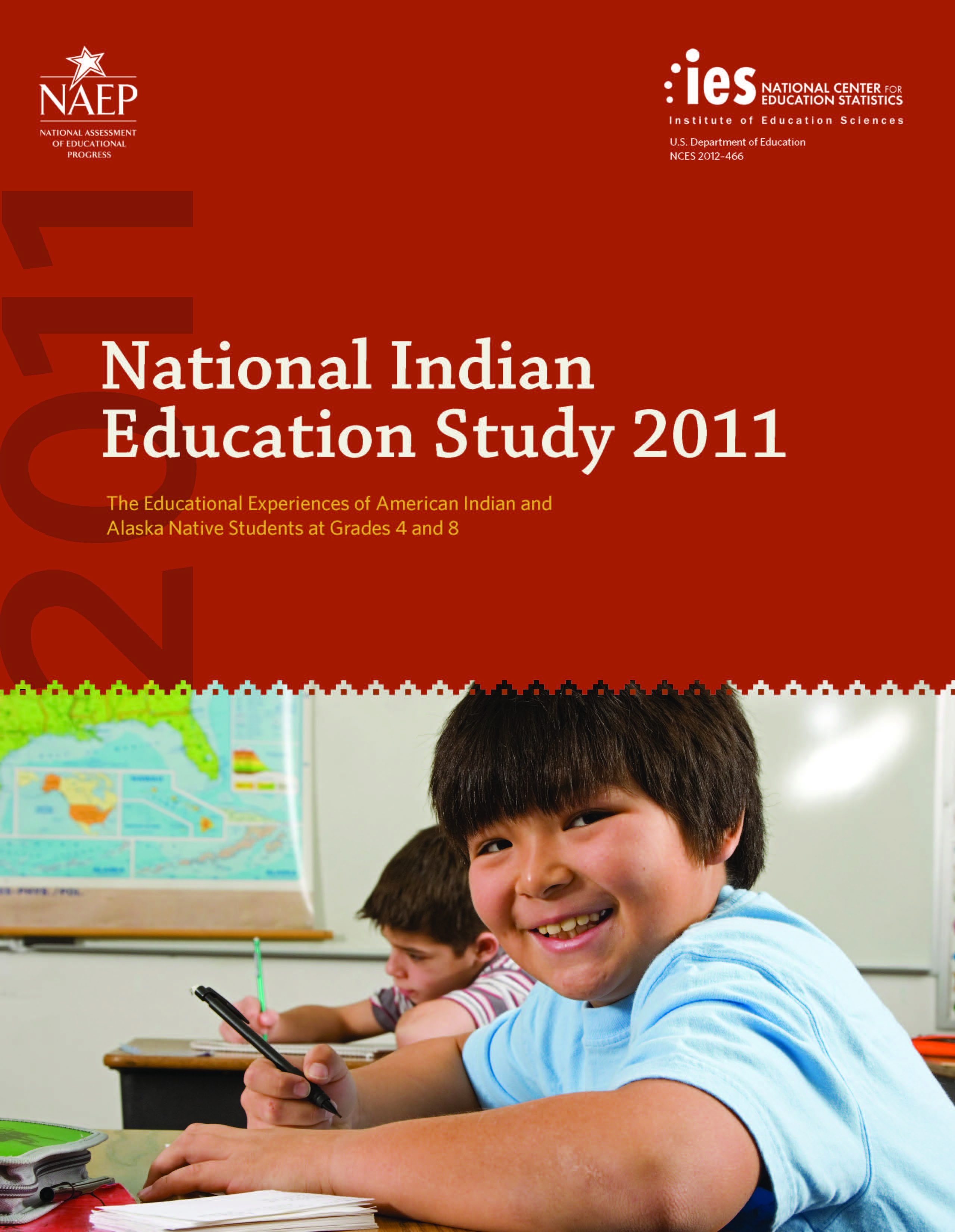 Nces Releases Condition Of Education >> Nces Releases 2011 National Indian Education Study Report