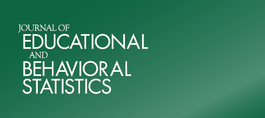 Journal of Educational and Behavioral Statistics cover