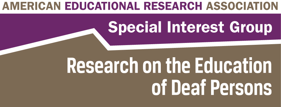 Deaf research paper