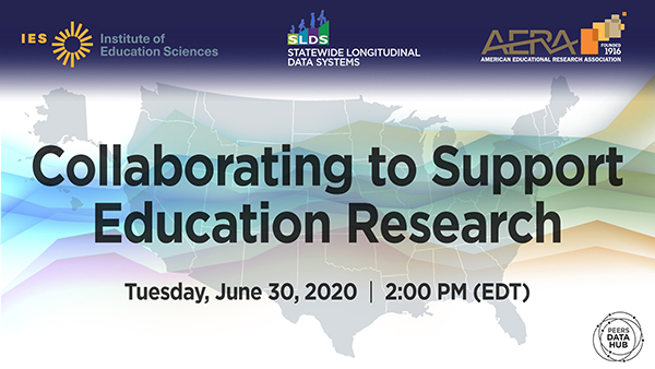 Collaborating to Support Education Research