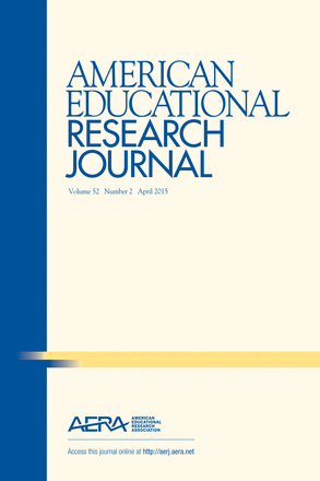 Education Research Highlights From 2015 >> New Coeditors To Take Helm Of All Of Em Aerj Em