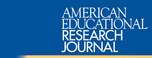 American Educational Research Journal cover