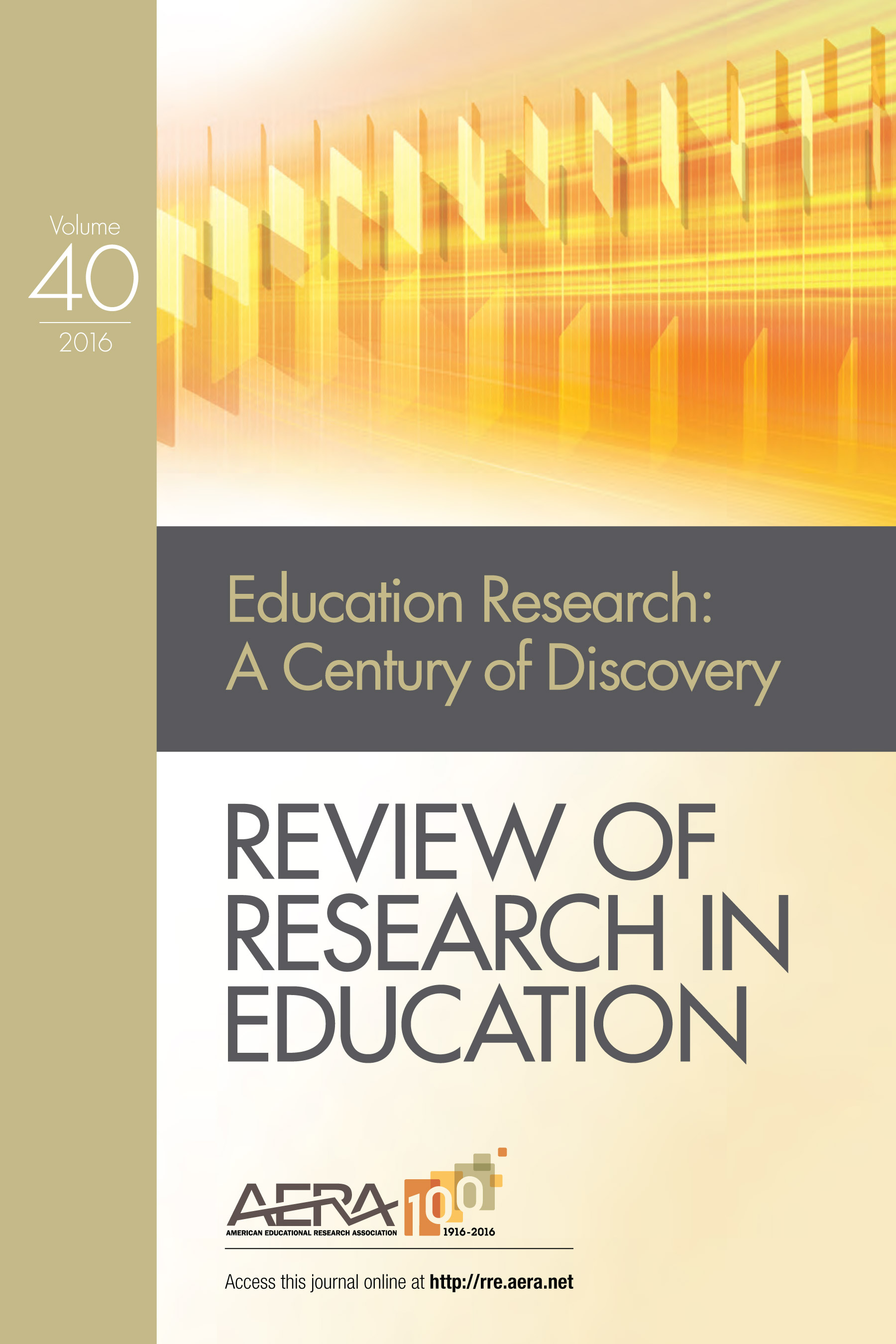 education research a century of discovery rh aera net Eric Harris Eric Bana